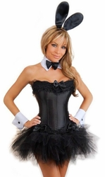 5 PC Sexy Bunny Costume (IN STOCK)
