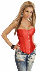 Sweetheart Strapless Corset