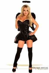 Top Drawer 4 PC Dark Angel Costume - IN STOCK