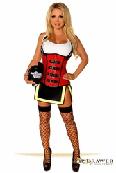 Top Drawer Five Alarm Firegirl Costume - IN STOCK