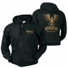 Athletic Fight Department Zip Hoodie
