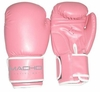 Macho Ladies Basic Boxing Gloves - Pink