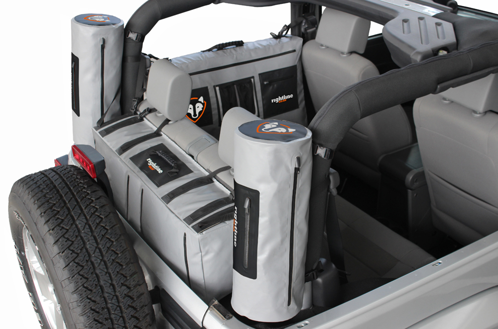 New Rightline Jeep Jk Side Storage Bag 100j74