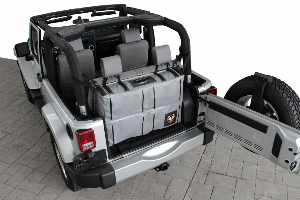 New Rightline Jeep JK Trunk Storage Bag / 100J72