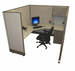 6x6 Tall Cubicle