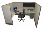 6x8 Tall Cubicle