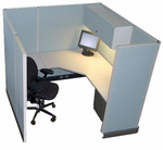 Herman Miller 6' x 6' Cubicle
