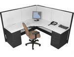 Mid Wall Cubicles