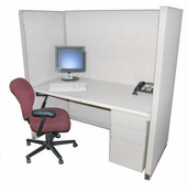 Office Cubicle 30x60