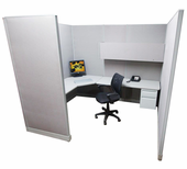 Used 6x8 Aqustical Cubicles
