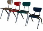 School and Library Chairs