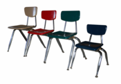 School & Library Chairs