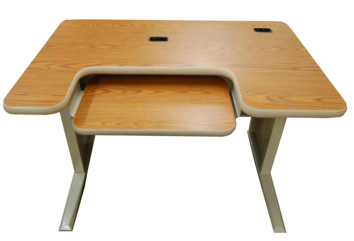 Used Steelcase puter Desk