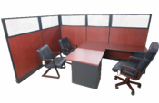Windowood Customer cubicle