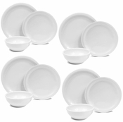American Bistro 12 Piece Dinnerware Set = 4 place settings
