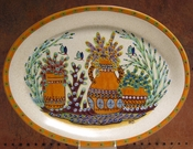 "Extra Large Serving Platter (19.5"" x 14.75"") Sonoran Desert"