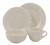 "Frank Lloyd Wright  ""Whirling Arrow"" -  16-piece Dinnerware Set with cups"