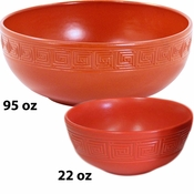 "Frank Lloyd Wright ""Whirling Arrow"" - Serving Bowl or Cereal Bowl Set"