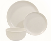 Matte White Dinnerware