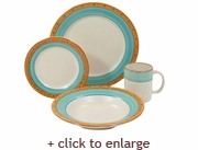 Sedona 4-Piece Place Setting