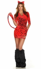 Bad Kitty Halloween Costume