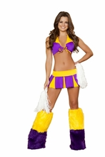 Cheerful Cutie Cheerleader Costume