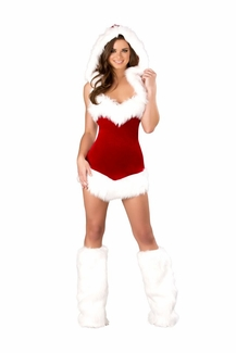 Christmas Beauty Costume