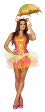 Colorful Clown Cutie Costume