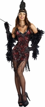 Dames Like Us Flapper Girl Costume