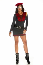 Danger Zone 3 Piece Costume