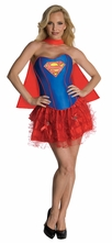 Flirty Supergirl Costume