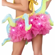 Hot Pink Fairy Light-Up Tutu