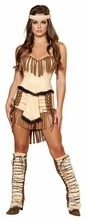 Indian Mistress Costume