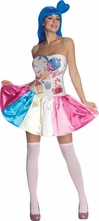 Katy Perry Candyland Costume