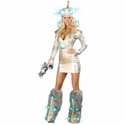 Light-Up Robot Dress Costume