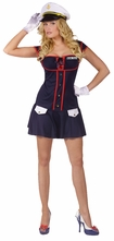 Major Tease Sailor Costume