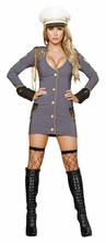 Military Mistress Halloween Costume