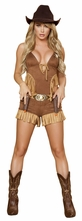 Rodeo Cowgirl Hottie Costume