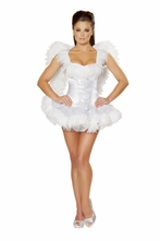 Swan Seductress Costume