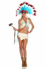 Tipi Treat Indian Girl Costume