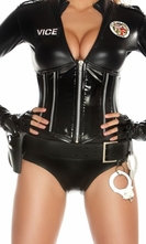 Waist Cincher With Zipper