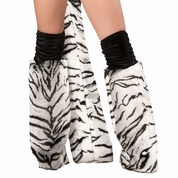 White Tiger Legwarmers