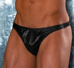 Classic Men's Leather Thong by Allure Leather 24-100