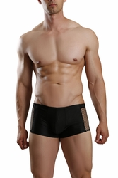 EE26 Mens Fishnet Boxer Brief Underwear by Fantasy Lingerie