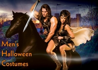 Mens Halloween Adult Costumes