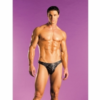 Men's Hologram Thong- E19