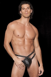 Mens Faux Leather Section