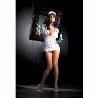 Naughty Nurse Uniform- B182 by Fantasy Lingerie.
