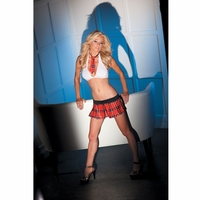 Naughty School Girl- B40N by Fantasy Lingerie.