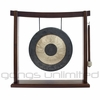"SOLD OUT 10"" Chau Gong on the Woodsonic Gong Stand - FREE SHIPPING"